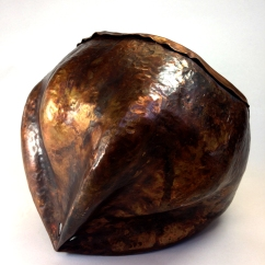copper double walled vessel 2nd view